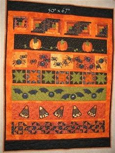 halloween quilts   Halloween Quilts and such...