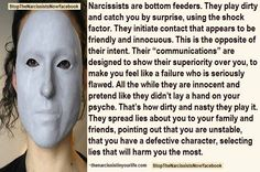 Narcissists' M.O. Narcissistic abuse hurts we can heal @TracyAMalone loves this Pin Thanks @Narcissist Abuse #Quote