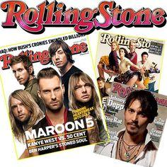 Rolling Stone Magazine Subscription : $4.99 (reg. $19.95) http://www.mybargainbuddy.com/4yrs-of-rolling-stone-magazine-9-99