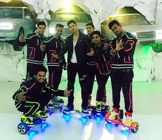 Find out what Varun Dhawan is doing for Dilwales latest song  view pic!