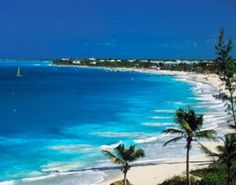Grace Bay Beach, Turks & Caicos Islands - where The Sands at Grace Bay resort is located