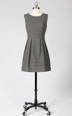 Sleeveless Jackie O. Dress