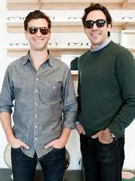 Neil Blumenthal and David Gilboa, Founders of Warby Parker, the World's Fastest Growing Eyewear company
