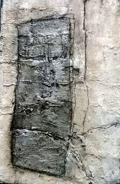 Modern Art a Conspiracy Theory – Buy Abstract Art Right Texture Art, Texture Painting, Ceramic Wall Art, Mixed Media Artwork, Encaustic Art, Minimalist Art, Abstract Canvas, Oeuvre D'art, Abstract Landscape