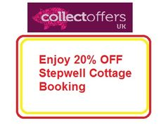 Enjoy 20% OFF Stepwell Cottage Booking throughManor Cottages