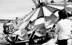 Blackpool Pleasure Beach 1979 by JohnBurke, via Flickr