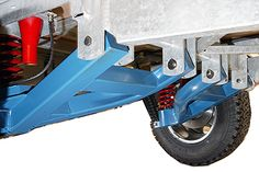 Kimberley off road chassis welded suspension trailer http://www.kimberleygroup.com.au/chassis-suspension
