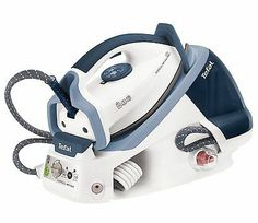 NEW! Tefal GV7450 Express Professional Lockable Anticalc Steam Iron Generator