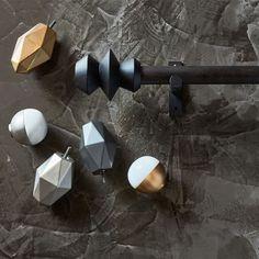 Sculptural Wood Rod