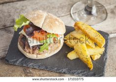 Burger Stock Photos, Images, & Pictures | Shutterstock