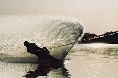 waterskiing. ♔☯☽kkyliewisee on pinterest♔☯☽