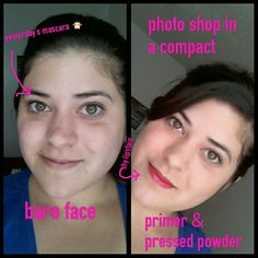 Photo shop in a compact!! Everyone needs the Younique mineral touch pressed powder in their make up collection!