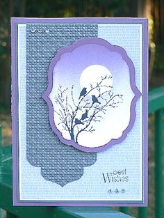 CMB1 Serene Challenge by lincoln4460 - Cards and Paper Crafts at Splitcoaststampers