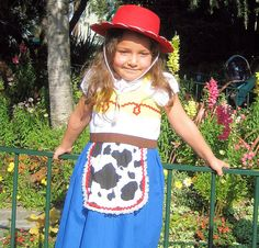 JESSIE Toy Story inspired western Apron by loverdoversclothing, $48.00