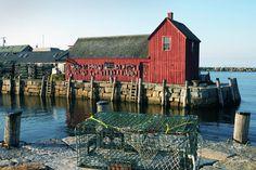 Old Harbor Salem Massachussets
