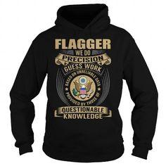 Flagger Job Title V1 - #pocket tee #winter sweater. TRY => https://www.sunfrog.com/Jobs/Flagger-Job-Title-V1-Black-Hoodie.html?id=60505
