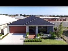 Kayana - New Home Designs - Contemporary Builder, Dale Alcock Homes - YouTube