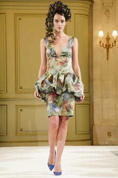 Yulia Yanina - Haute Couture Spring 2014