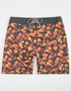 Ugly Black Monkey Funny Abstract Monkey Swim Trunks Quick Dry Beach Board Shorts Men Pants Household Shorts