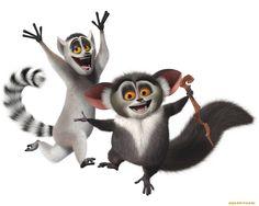 """Мультфильм """"Мадагаскар"""". Картинка для декупажа. Распечатаю на любой бумаге."""