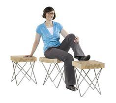 Carolien Laro Spring Wood Chair