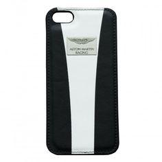 Carcaça iPhone 5 - Aston Martin - Branco y Azul