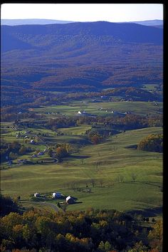 West Virginia farms