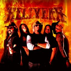 June 25 - Hellyeah & Iced Earth w/Dirge Within #Chicago #Music