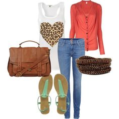 Untitled #15, created by maria-calcei on Polyvore