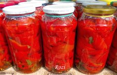 Pickling Cucumbers, Pickles, Mason Jars, Cooking Recipes, Stuffed Peppers, Canning, Vegetables, Ethnic Recipes, Food