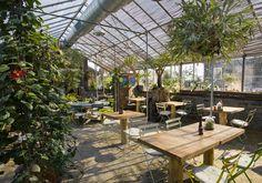 Pennsylvania: Glen Mills Garden Café, Glen Mills