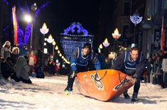 Quebec Winter Carnival (Quebec City, Quebec, Canada)