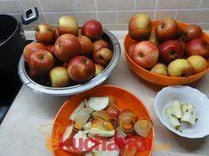 Dětské přesnídávky Preserves, Pickles, Apple, Fruit, Cooking, Food, Apple Fruit, Kitchen, Preserve