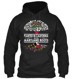 Maryland California - Planted Roots #Maryland-California