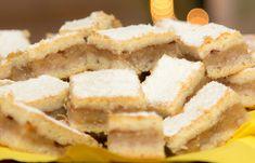 Retrográd: A szabolcsi a legfinomabb almás porlós - almás oml... Bake Sale, Apple Pie, Cornbread, Baking, Ethnic Recipes, Desserts, Food, Cukor, Face Book
