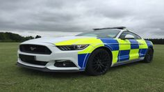 Ford Mustang poised for police duty in UK - Autoblog