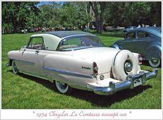 1954 Chrysler La Comtesse Concept.