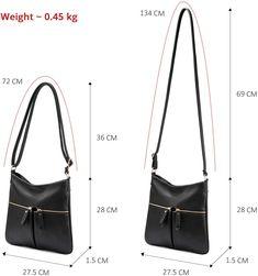 Women's Shoulder Bag Synthetic Leather Bag Small Shoulder Bag Handbag Women (N … - Womens Bags Black Handbags, Leather Handbags, Leather Bag, Tote Bags Online, Diy Bags Purses, Small Shoulder Bag, Kids Bags, Backpack Bags, Amazon Fr