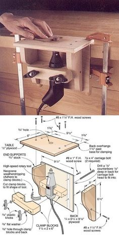 Schwarz Schwarz - Holz DIY Ideen - Schwarz Schwarz – Holz DIY Ideen - You are in the right place about Woodworking Techniques how to build Here we Router Woodworking, Woodworking Workshop, Woodworking Techniques, Woodworking Projects, Router Jig, Woodworking Furniture, Dremel Router Table, Woodworking Quotes, Woodworking Videos