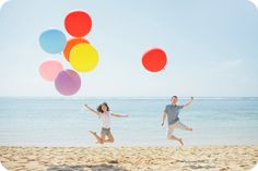Bali Engagement Shoot + Balloons, Rice Fields and Beaches + Sibing and Lei Wedding Photoshoot, Wedding Shoot, Photoshoot Ideas, Maldives Wedding, Beach Shoot, Decor Wedding, Beach Fun, Engagement Shoots, Kate Middleton