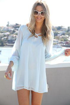 So cute for warm weather days!  #summer #fashion