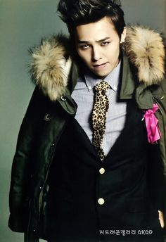 jiyong. Why is he so attractive?
