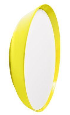 Mona Wall light Yellow by Roger Pradier