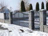 Fier Forjat » Modele Porti si Garduri » Model 55PG73 Producator: S.C. BIFEM S.R.L. - Odorheiu Secuiesc - Harghita Fence, Industrial, Iron, Outdoor, The Great Outdoors, Outdoors