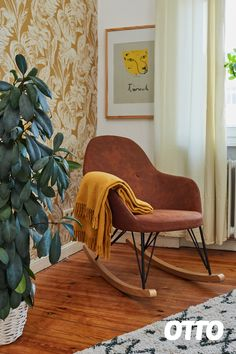 Take A Seat, Rocking Chair, Mustard, Spicy, Furniture, Home Decor, Cozy Living, Armchair, Book