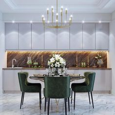 """"""""""" Dining Room Chandelier Ideas """""""" Excellent dining room table lamp ideas tips for 2020 """""""" Dining Room Lamps, Luxury Dining Room, Dining Room Design, Luxury Living, Interior Design Living Room, Living Room Decor, Wall Lamps, Küchen Design, House Design"""