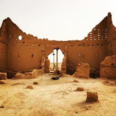 One of the oldest settlements in Riyadh, KSA.