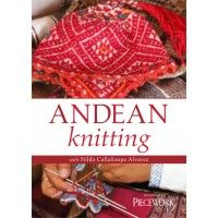 Learn Andean knitting techniques on this amazing workshop DVD with Nilda Callanaupa Alvarez. #knittingdaily