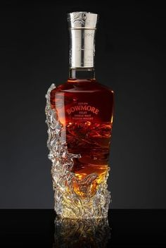 Bowmore Islay Single Malt Scotch Whisky Releases 54 Year Old Whisky Alcohol Bottles, Liquor Bottles, Perfume Bottles, Vodka, Tequila, Cigars And Whiskey, Scotch Whiskey, Whiskey Label, Bowmore Whisky