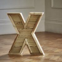 Wooden letters - Make a Wooden letter, number or symbol all day class Typography Letters, Lettering, Homemade Christmas Gifts, Wooden Letters, My Room, Crates, Workshop, Diy Crafts, Learning